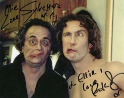 Old pic of Paul and Sylvester